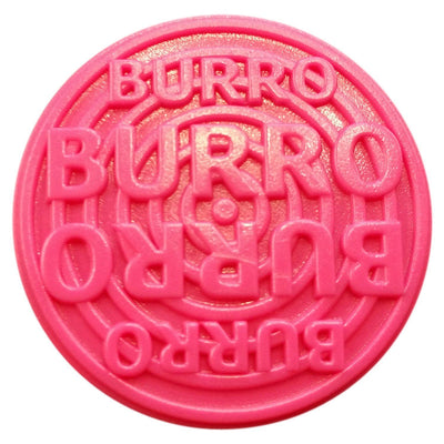 Burro Pink Series Raised Grid 27mm 10pc Accessories Anson