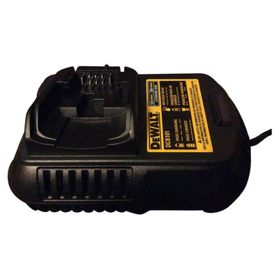 Dewalt 12-20-Volt Max Lithium-Ion Battery Charger Batteries & Chargers Dewalt