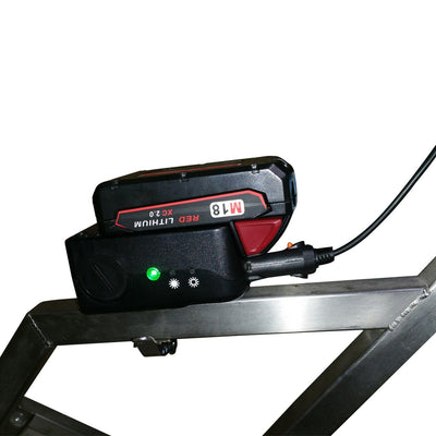 Hail Stand Battery Receiver For Milwaukee 18v - Elimadent
