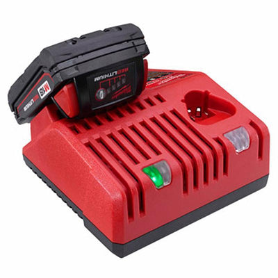 Milwaukee M12 And M18 Multi-Voltage Charger Model # 48-59-1812 Batteries & Chargers Milwaukee