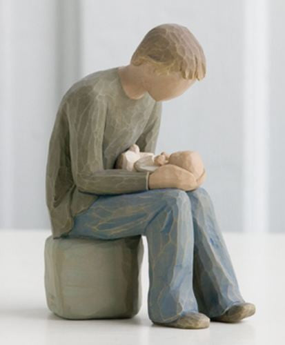 Willow Tree NEW DAD  Figurine By Susan Lordi By Demdaco BRAND NEW IN BOX
