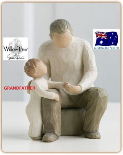 GRANDFATHER Demdaco Willow Tree Figurine By Susan Lordi BRAND NEW IN BOX