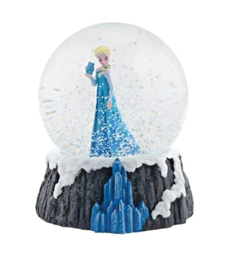 DEPARTMENT 56 DISNEY FROZEN ELSA WATERBALL WATERGLOBE NEW