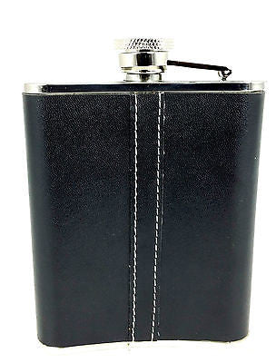 WEDDING BEST MAN 6OZ HIP FLASK STAINLESS STEEL