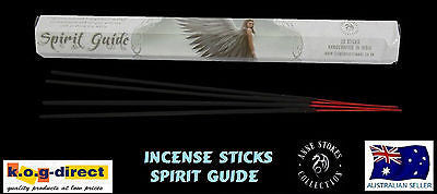ANNE STOKES BOX OF 20 INCENSE STICKS SPIRIT GUIDE FRANGIPANI SCENTED