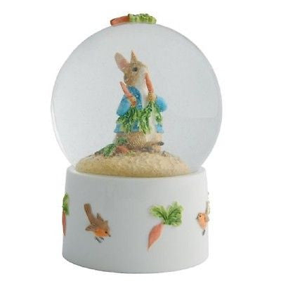 BEATRIX POTTER PETER RABBIT WATERBALL WATER BALL