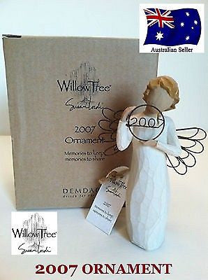 2007 ORNAMENT Demdaco Willow Tree Figurine By Susan Lordi NEW RARE & RETIRED