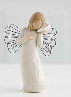 THINKING OF YOU ANGEL Demdaco Willow Tree Figurine By Susan Lordi NEW IN BOX