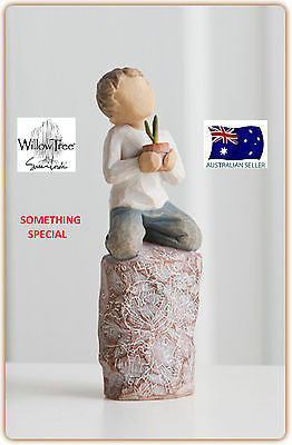 SOMETHING SPECIAL Demdaco Willow Tree Figurine By Susan Lordi BRAND NEW IN BOX