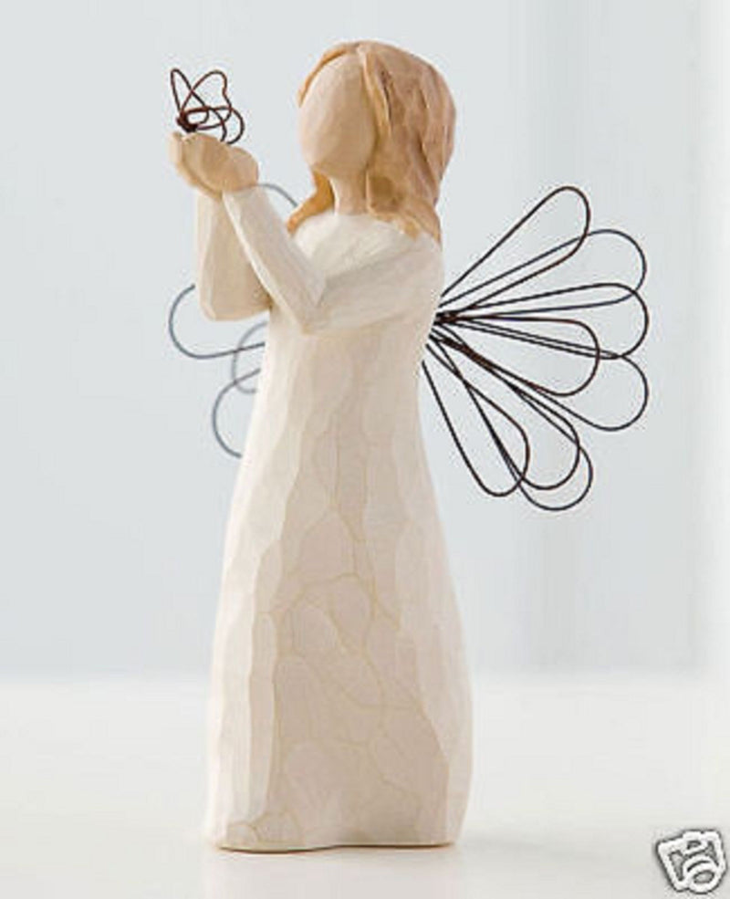 Willow Tree ANGEL OF FREEDOM Figurine By Susan Lordi By Demdaco NEW IN BOX