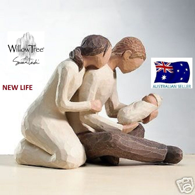 Willow Tree NEW LIFE Figurine By Susan Lordi By Demdaco BRAND NEW IN BOX