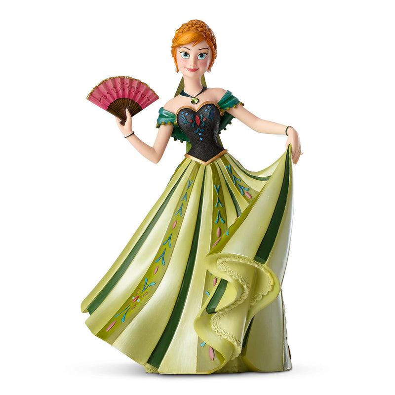 Disney Showcase Couture De Force Anna From Frozen Figurine 4045772