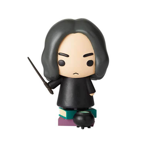 BIG HEAD CHARM STYLE SNAPE  WIZARD ENESCO HARRY POTTER