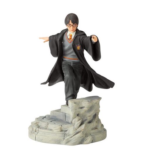 HARRY POTTER YEAR ONE FIGURINE WIZARD ENESCO