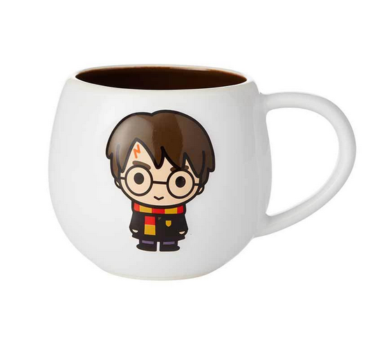 HARRY POTTER CHARACTER MUG WIZARD ENESCO