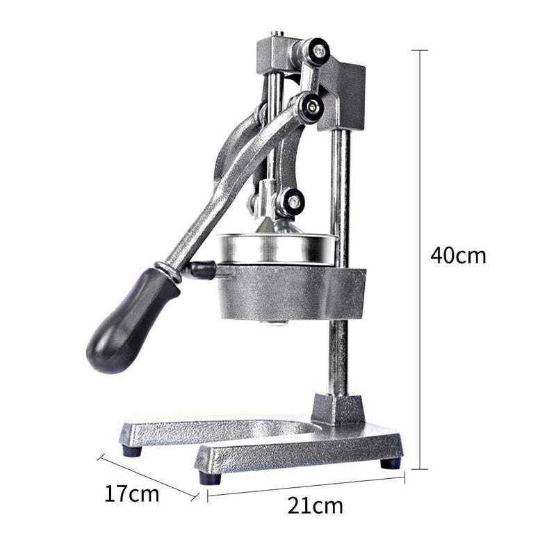 Large Commercial Heavy Duty Hand Press Juicer Extractor Manual Squeezer HW626