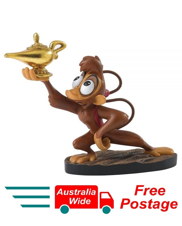 Disney Enchanted Collection Abu The Monkey From Aladdin Mischievous Thief A28076
