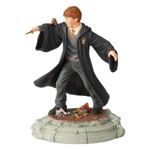 RON WEASLEY YEAR ONE FIGURINE WIZARD ENESCO HARRY POTTER