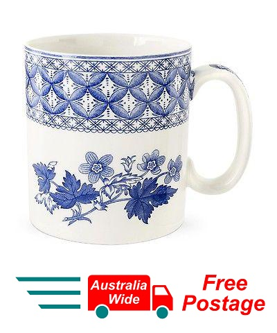 SPODE BLUE COFFEE TEA MUG ARCHIVE PORTMEIRION GROUP