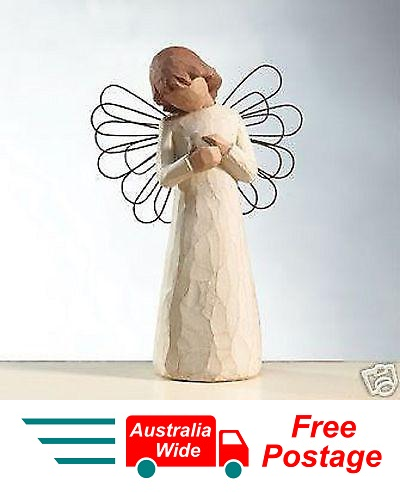 ANGEL OF HEALING Demdaco Willow Tree Figurine By Susan Lordi NEW IN BOX