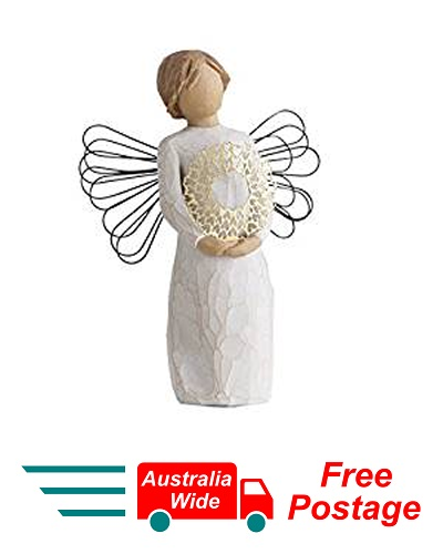 SWEETHEART ANGEL Demdaco Willow Tree Figurine By Susan Lordi BRAND NEW IN BOX
