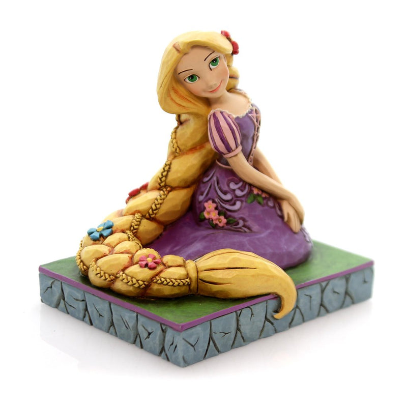 Jim Shore Disney Traditions Rapunzel Personality Pose Be Creative