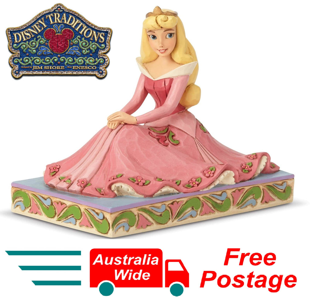 Disney Traditions Aurora Personality Pose Be True Sleeping Beauty 6001278