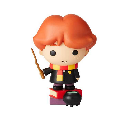 BIG HEAD CHARM STYLE RON WEASLEY FIGURINE WIZARD ENESCO HARRY POTTER