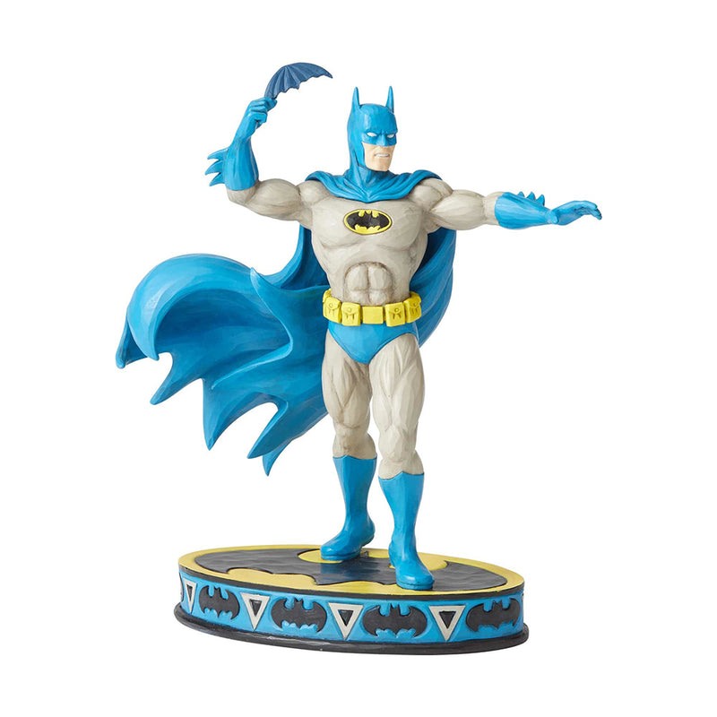 JIM SHORE DC COMIC BATMAN SILVER AGE DARK KNIGHT DETECTIVE FIGURINE 6003022
