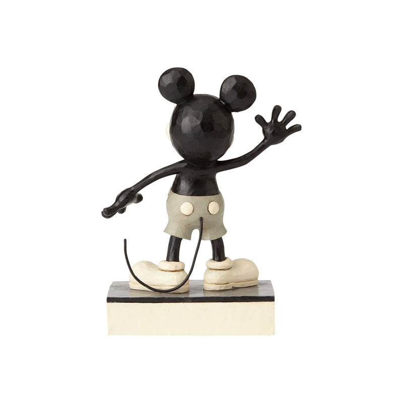 Disney Traditions Mickey Mouse Big Hearted Hero Designed by Jim Shore