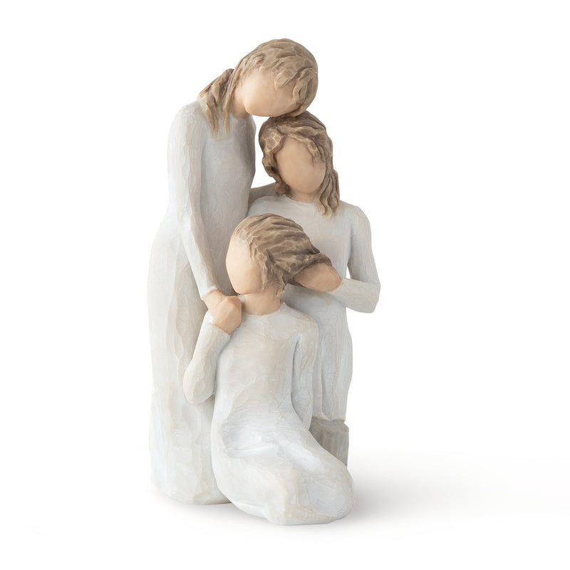 OUR HEALING TOUCH Demdaco Willow Tree Figurine By Susan Lordi BRAND NEW 28041