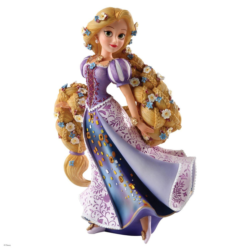 DISNEY SHOWCASE HAUTE COUTURE RAPUNZEL FIGURINE 4037523