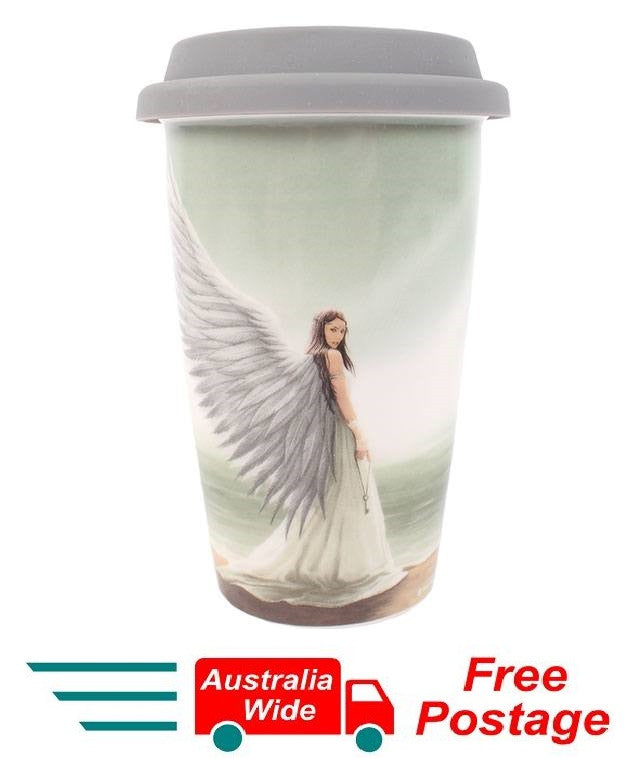 Anne Stokes Collection Spirit Guide Travel Mug
