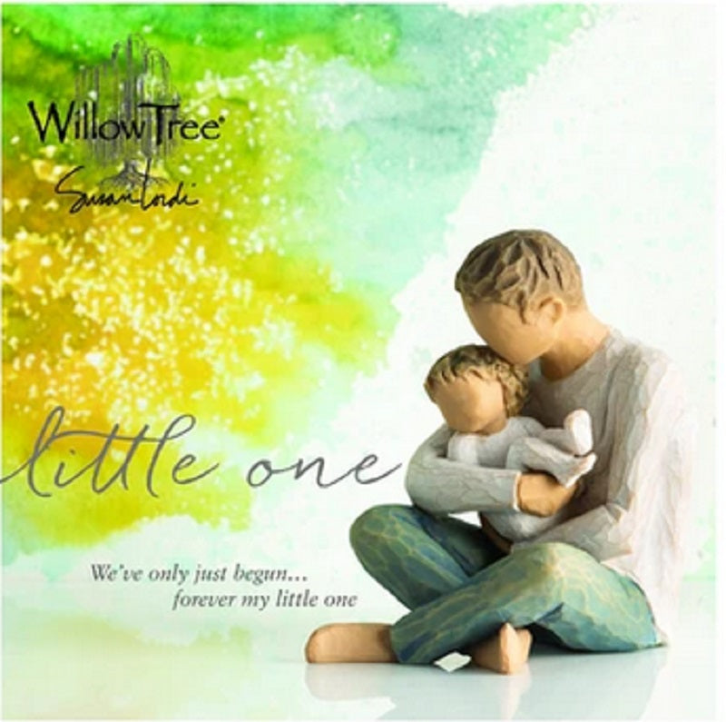 LITTLE ONE Demdaco Willow Tree Figurine By Susan Lordi BRAND NEW IN BOX