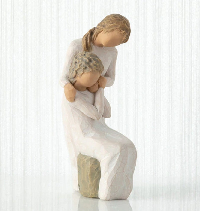 LOVING MY MOTHER Demdaco Willow Tree Figurine By Susan Lordi BRAND NEW IN BOX