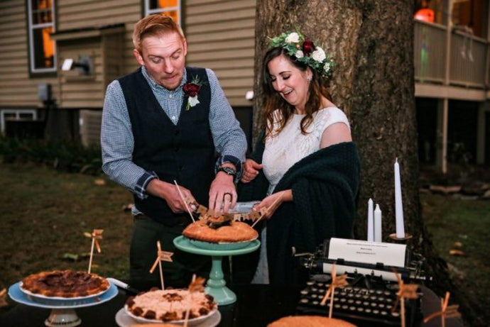 5 Reasons to Have Wedding Pie