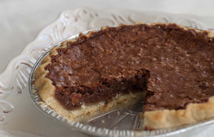 Ghirardelli Chocolate Pie with Pecans