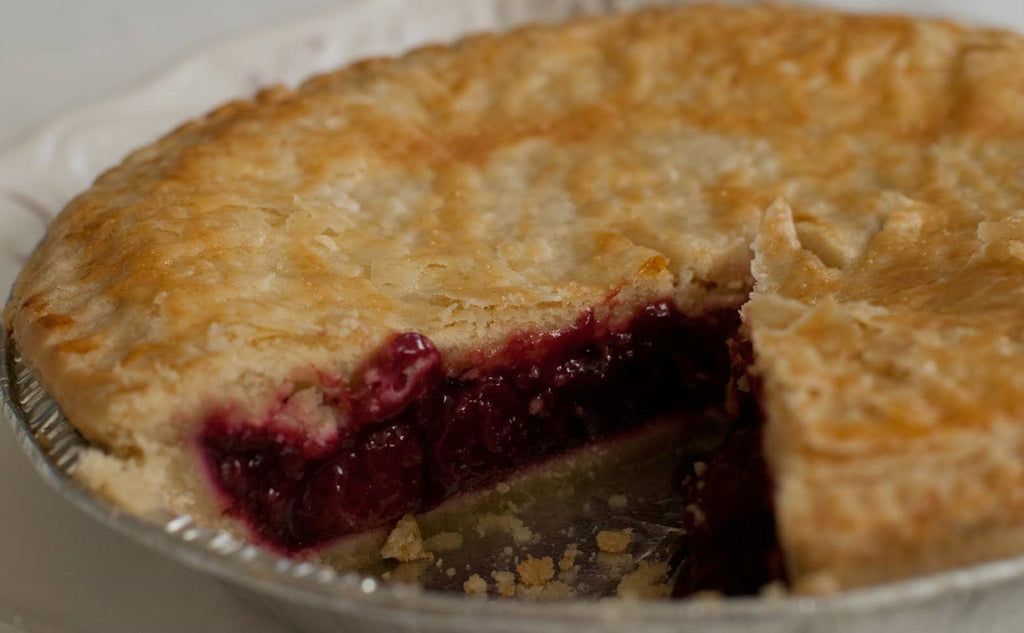 Multi-Berry Pie