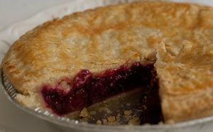 Mixed-Berry Pie