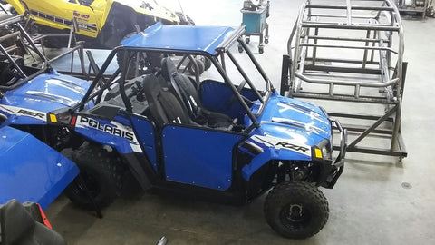 POLARIS 170 ROLL CAGE