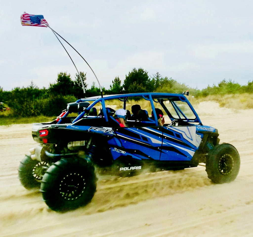 POLARIS XP 4 1000 FASTBACK ROLL CAGE