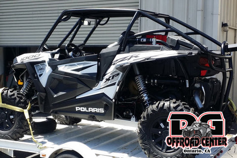 POLARIS XP 1000 FLAT STYLE ROLL CAGE
