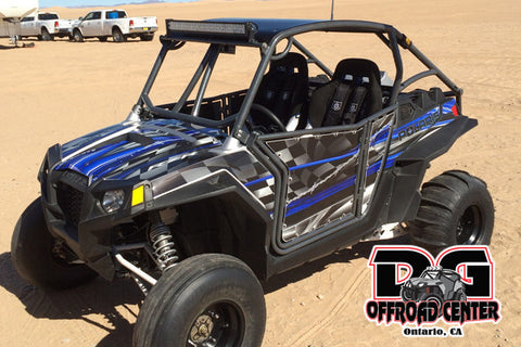 POLARIS XP 900 2 SEATER ROLL CAGE