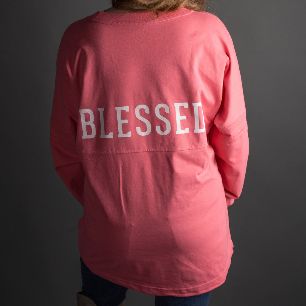 Blessed Long Sleeve Tee