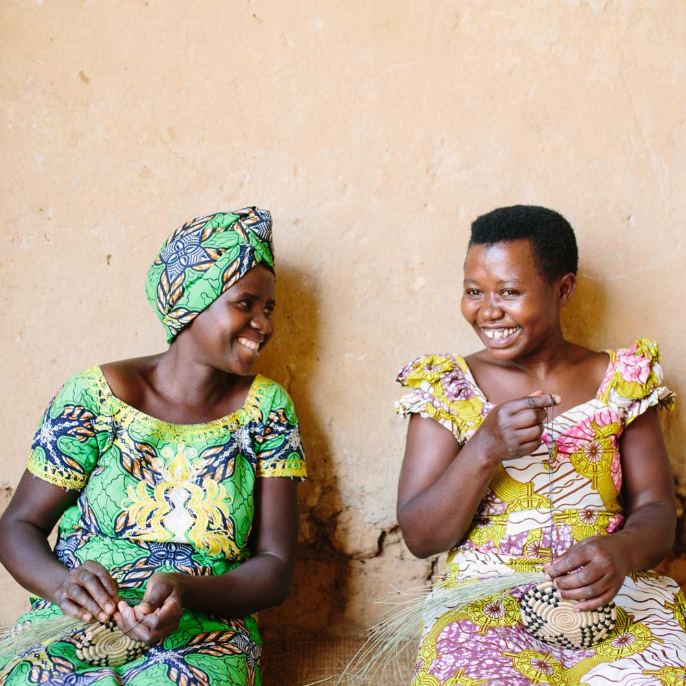 We Asked Our Artisans in Rwanda What the Holidays Mean to Them...