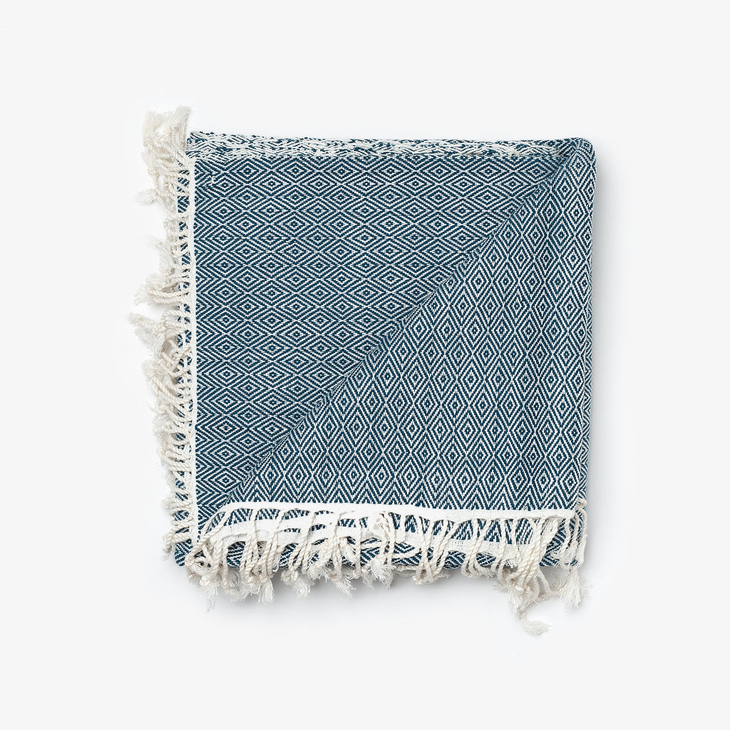 Seka Throw - Teal