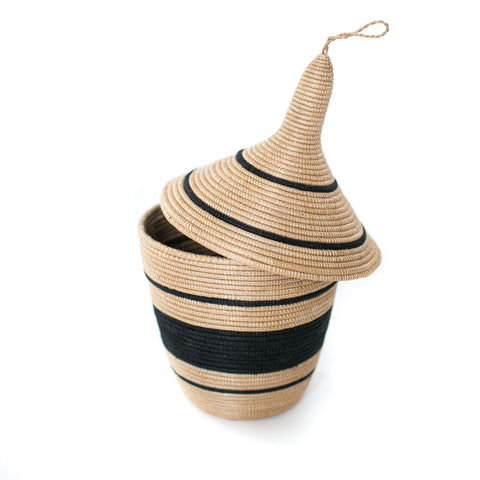 Karongo Lidded Basket