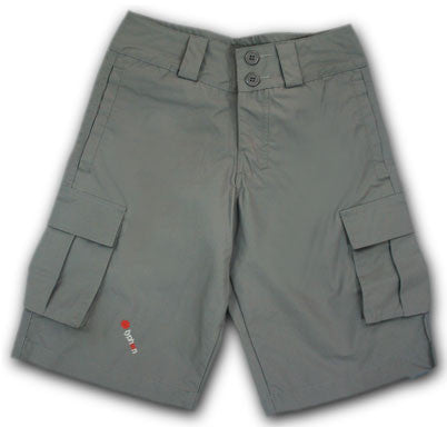 Men's/Unisex Cargo Padded Shorts