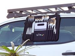Frontrunner 24 pc Cutlery Set with Nylon Bag