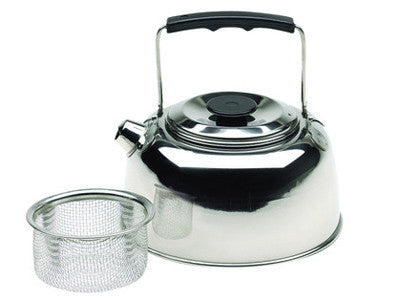 Bo-Camp Tea-kettle Como 0.75 liter stainless steel
